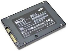 "Samsung 500gb SSD HDD Disco Rigido 840 EVO MZ -7 te 500 HMHP-PL 2,5"" PER NOTEBOOK PC"