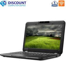 "Lenovo Laptop N22 11.6"" Computer Intel 4GB 60GB SSD Webcam Wifi Windows 10 PC"