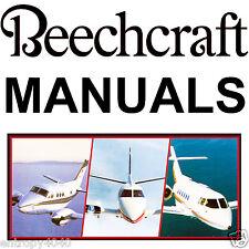 aviation manuals literature for beechcraft ebay rh ebay com Beechcraft Bonanza V3.5 Beechcraft Twin Bonanza