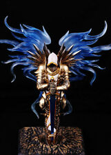 Diablo 3 Collectible Dark Seraphim Arch Angel Tyrael 11'' Statue Figure New