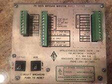 Appalachian Electronics Methane Monitor Power Supply # 9825 Refurbished