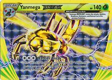 x1 Yanmega BREAK - 8/114 - Rare BREAK Pokemon XY Steam Siege M/NM