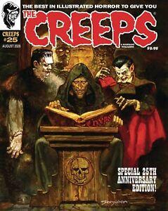 CREEPS #25 (NM) NEW UNREAD - Warrant Magazine HORROR COMICS / Jeff Easley Warren