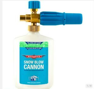 Bowden's Own Snow Foam Blow Cannon Brand New