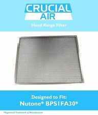 Broan Nutone Hood Range Filter Fits 30-Inch QS1 & WS1, Part # BPS1FA30