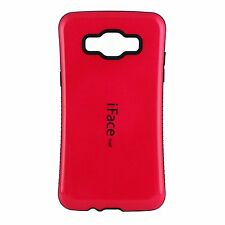 Samsung Galaxy A5 A500 Case Cover Anti-shock iFace Mall Case - Hot Pink