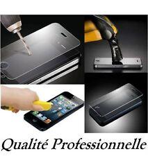 Vitre protection VERRE Trempé iPhone 4, 4s, film protecteur d'écran incassable