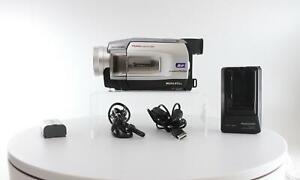 "Panasonic MiniDV Multicam Digital Camcorder 2.5"" LCD Video Transfer (PV-DV102D)"