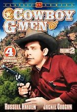 Cowboy G-Men, Volume 2 DVD