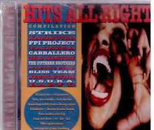 Hits All Right Complation Dance Strike Kamasutra fpi project Cd Sealed Sigillato