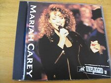 MARIAH CAREY UNPLUGGED CD MINT-