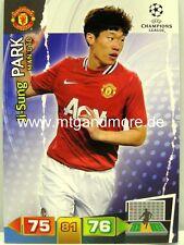 Adrenalyn XL Champions League 11/12 - ji-sung park