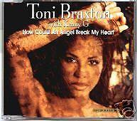 Toni Braxton How Could INSTRUMENTAL & MIX UK CD single