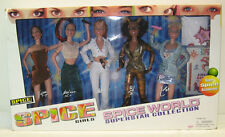 Spice World Superstar Collection 5 Spice Girls + 1997 Video & 1998 Magazine