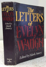 THE LETTERS OF EVELYN WAUGH By Mark Amory, ed., Catholic literature, 1980