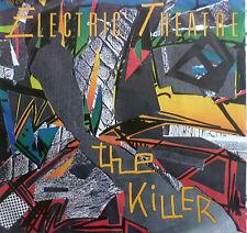 """7"""" 1985 di culto in VG +++! Electric Theatre: the Killer"""