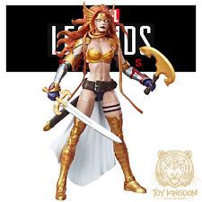 "ANGELA - Marvel Legends 6"" Guardians of the Galaxy Vol. 2 Loose Figure BAF TITUS"