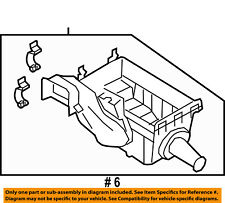 FORD OEM Air Cleaner Intake-Lower Tray 7T4Z9A600A