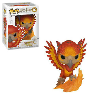 Pop! Movies: Harry Potter - Fawkes #87