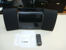 SONY HCD-CX4iP, MICRO HI-FI COMPONENT SYSTEM WITH SPEAKERS, REMOTE, & MANUAL