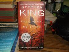 Full Dark, No Stars by Stephen King (2011, Paperback)