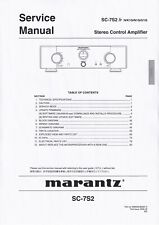 Service Manual-Anleitung für Marantz SC-7 S2