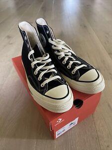 Converse Chuck 70 Hi Black Size 8.5
