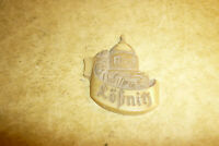 Original altes Röhren - Radio Emblem Lößnitz - Schriftzug !