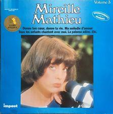 Mireille Mathieu - Volume 3 Collection Impact - Vinyl LP 33T