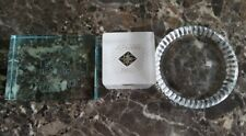 (3) Vintage Jcpenney Glass Paperweights Collectibles Rare*