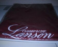 LANSON CHAMPAGNE SOMMELIERS APRON WINE COL BNI PKT