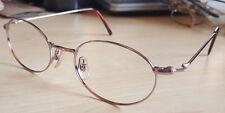 Unbranded Designer Eyeglass Frames 47 [] 18 140 mm Gold