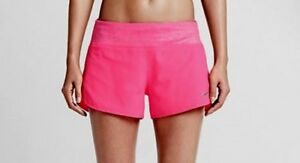 Nike Girl's Tempo Rival Running Shorts 819733 639 Size L /M