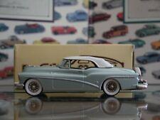 Brooklin Models BRK 20 001c 1953 Buick Skylark Convertible light Met Green Mint