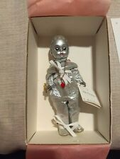 "Vtg 2002 Madame Alexander Wizard of Oz Tin Man Doll Character 8"" #13210"