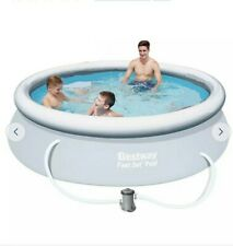 Bestway 10ft Quick up round family pool | FAST DISPATCH
