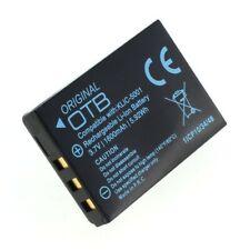 Original OTB Accu Batterij Sanyo Xacti VPC-HD1000 - Akku Battery Bateria 1600mAh