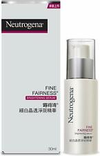 Neutrogena fine fairness brightening serum Face Serum 30ml Free Ship