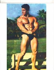 bodybuilder REG PARK Bodybuilding Muscle Photo Color