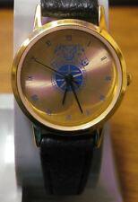 New Old Stock Ladies Teamsters IBT Logo Watch Wristwatch Time Zones Roman tzs