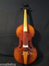 "Baroque style SONG Maestro put Frets 4string 20 1/2"" viola da gamba#8737"