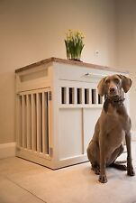 Custom Wooden Dog Crates