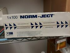 Norm Ject 10ml Plastic Syringe Pack Of 100 Each Box Ref 4100 000v