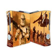 New star wars Xbox360 Skins Vinyl Sticker Decals Cover for xbox360 Console tx9