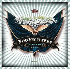 FOO FIGHTERS In Your Honor 2 x Vinyl LP 2015 Reissue NEW & SEALED