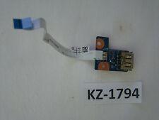 HP Compag CQ56-200SG Powerbutton + LED Platine Board #KZ-1794