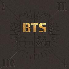 BTS - 2 COOL 4 SKOOL (1st Single Album), CD + Booklet + Photo Card, Bangtan Boys