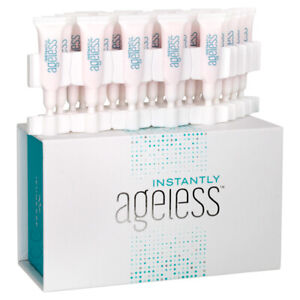 Jeunesse Authentic Instantly Ageless Facelift Box of 25 Vials anti aging