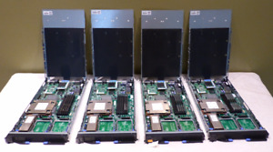 4* IBM HS12 BLADES 8014-AC1 2*1.86GHZ 2*E6305 1.8GHZ 4GB 41Y8583 L81113C 13N0842