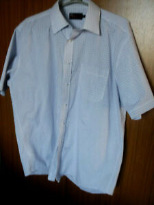 mens shirt by marks and spencer cotton rich non iron